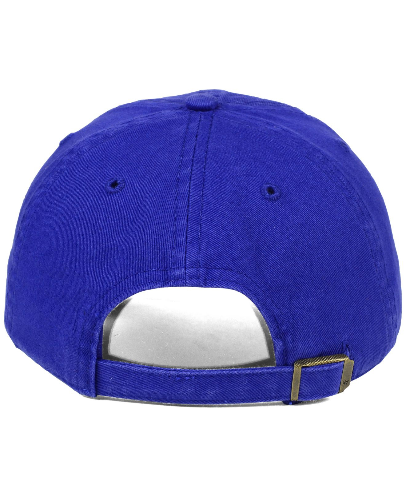 Lyst - 47 Brand Usa Soccer Clean Up Cap in Blue for Men a5647d082664