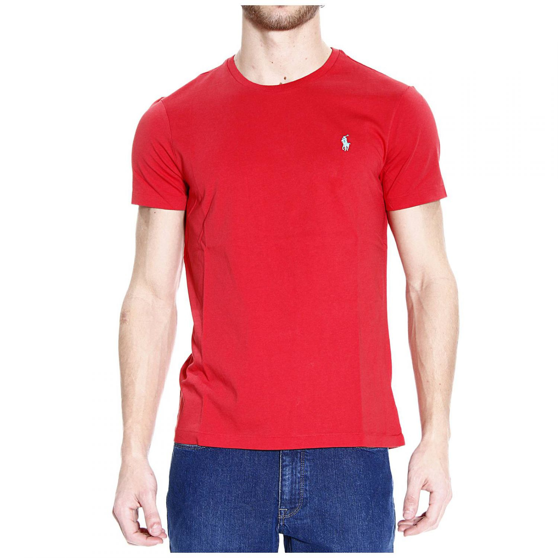 Polo ralph lauren t shirt crew neck half sleeve classica for Full sleeve polo t shirts