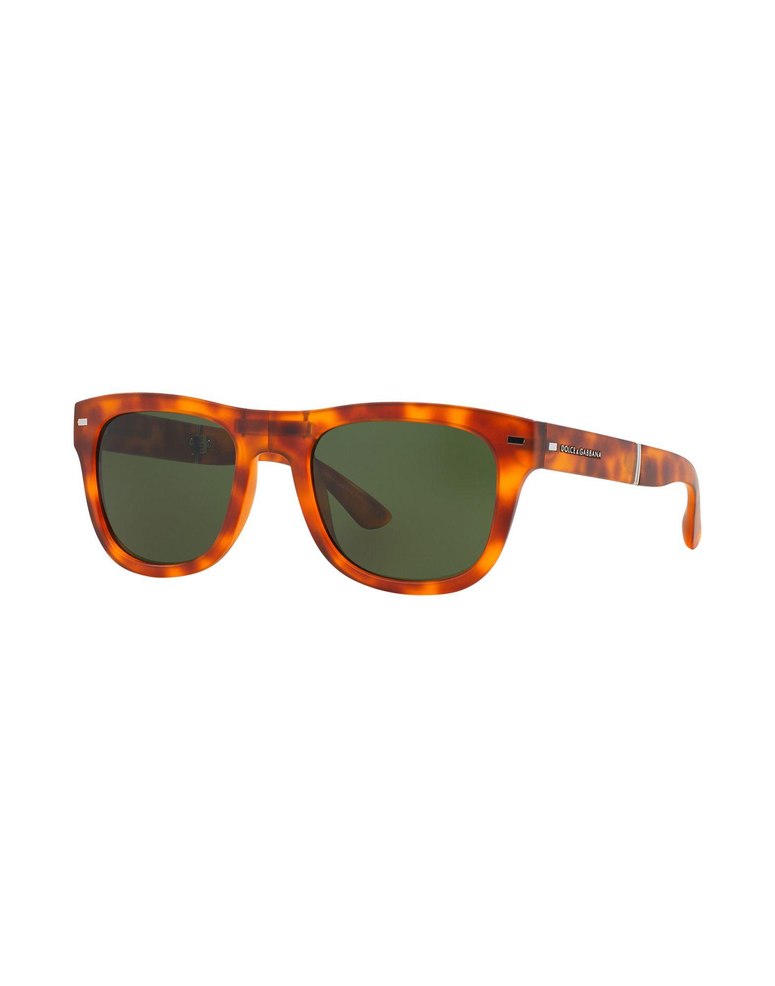 e8bbfa4d41dd Dolce   Gabbana Aviator Sunglasses Brown