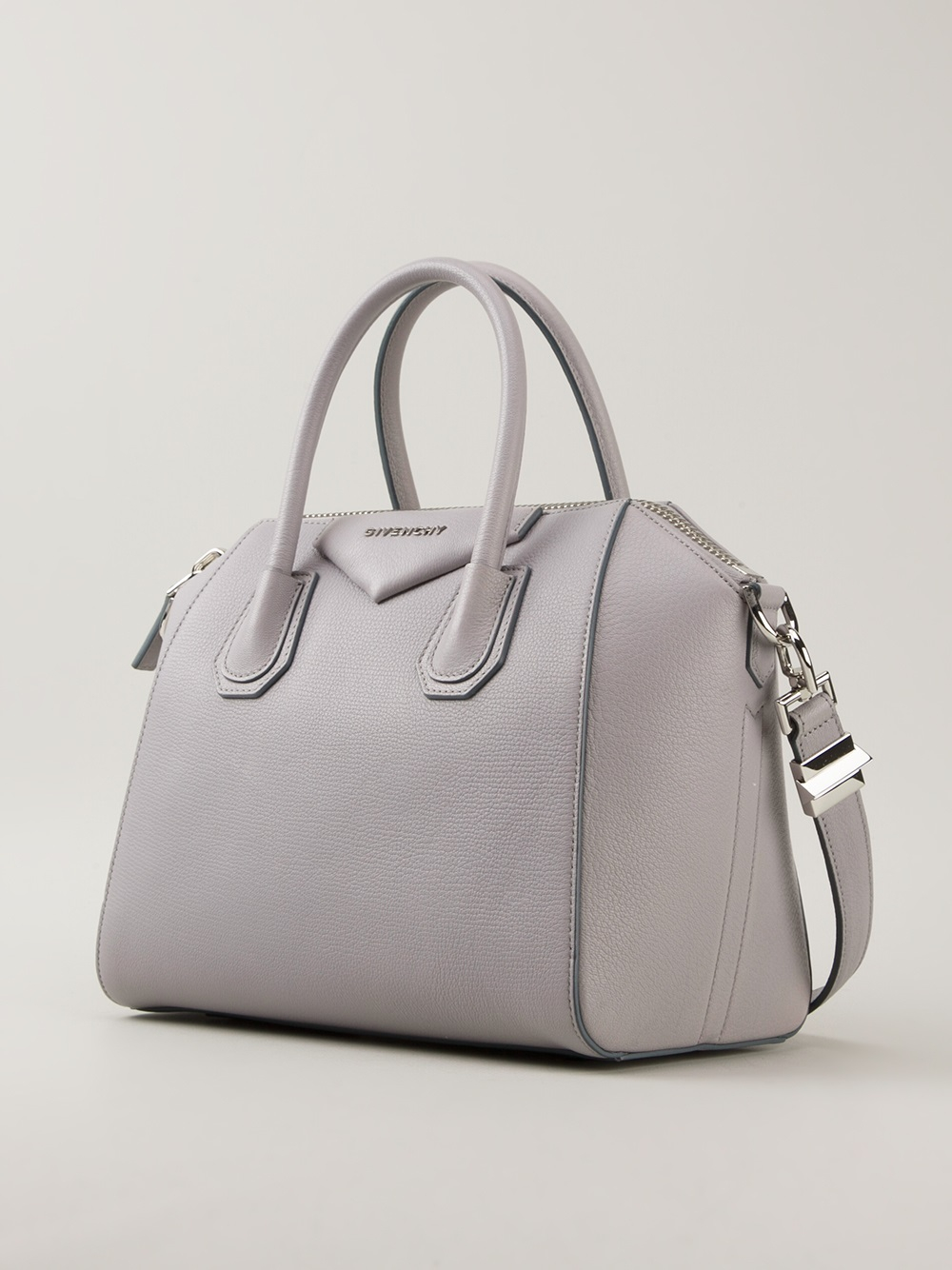 Photos Of Small Living Rooms Decorated: Givenchy Antigona Small Tote In Gray