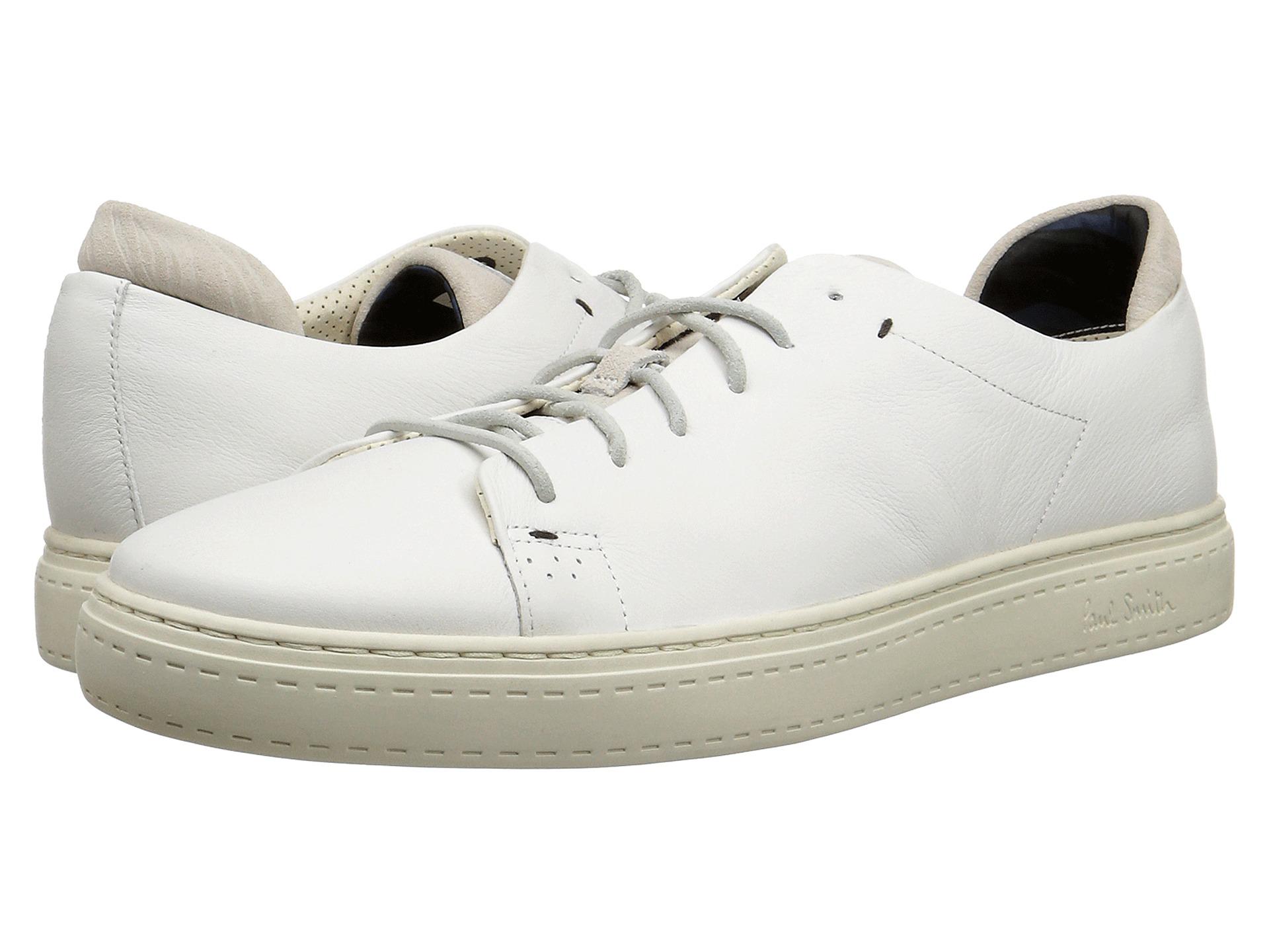 3156526eefb62 Lyst - Paul Smith Mono Lux Bowie Sneaker in White for Men