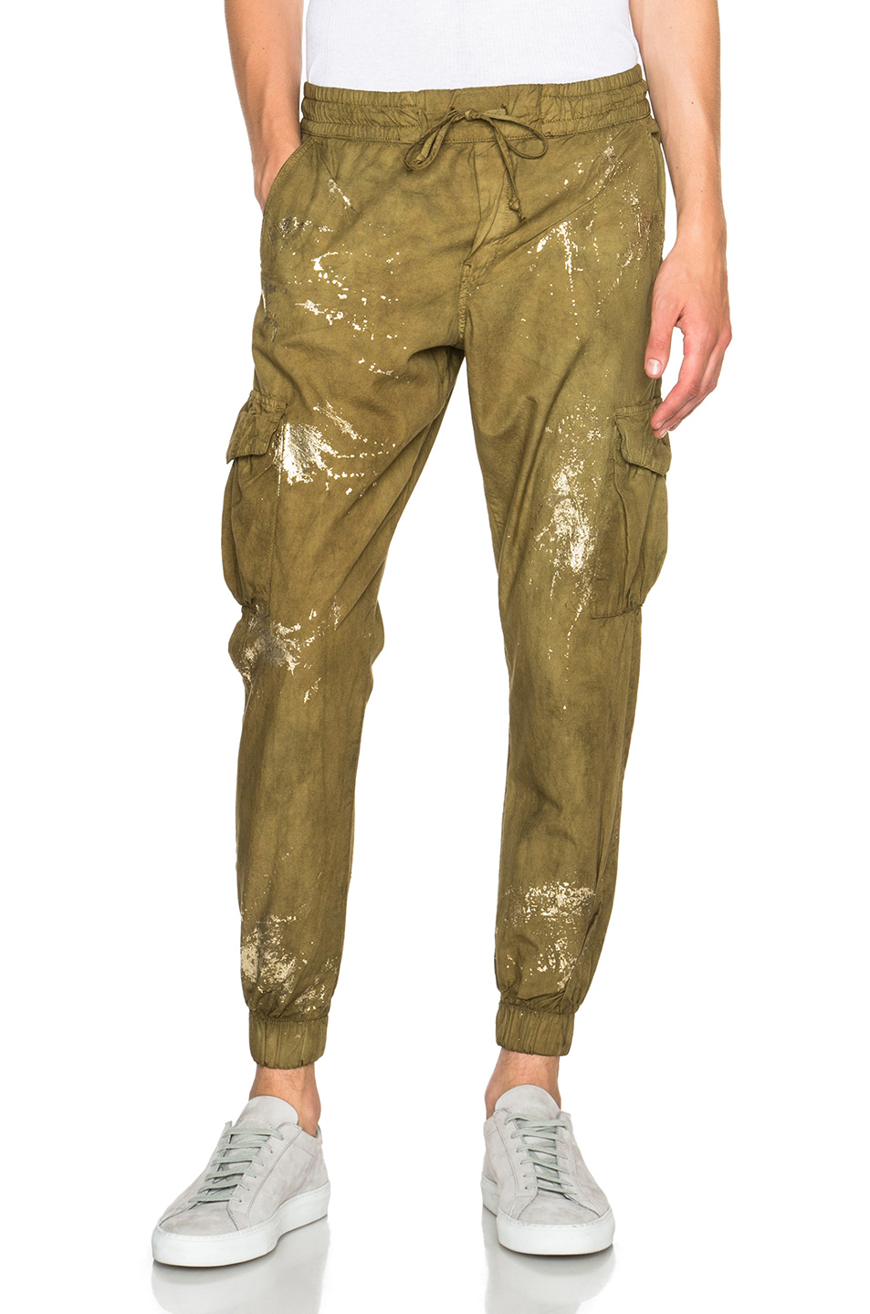 Bliss and mischief Men's Johnny Cargo Pants in Green | Lyst