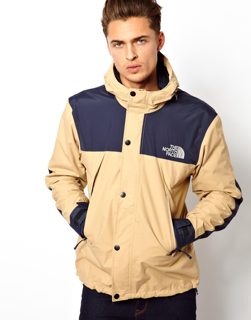6dcc9e5258e1 Lyst - The North Face Metro Mountain Parka in Natural for Men