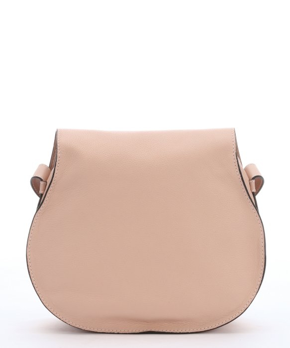 chloe satchel handbag - Chlo�� Blush Nude Calfskin \u0026#39;marcie\u0026#39; Medium Crossbody in Pink (blush ...