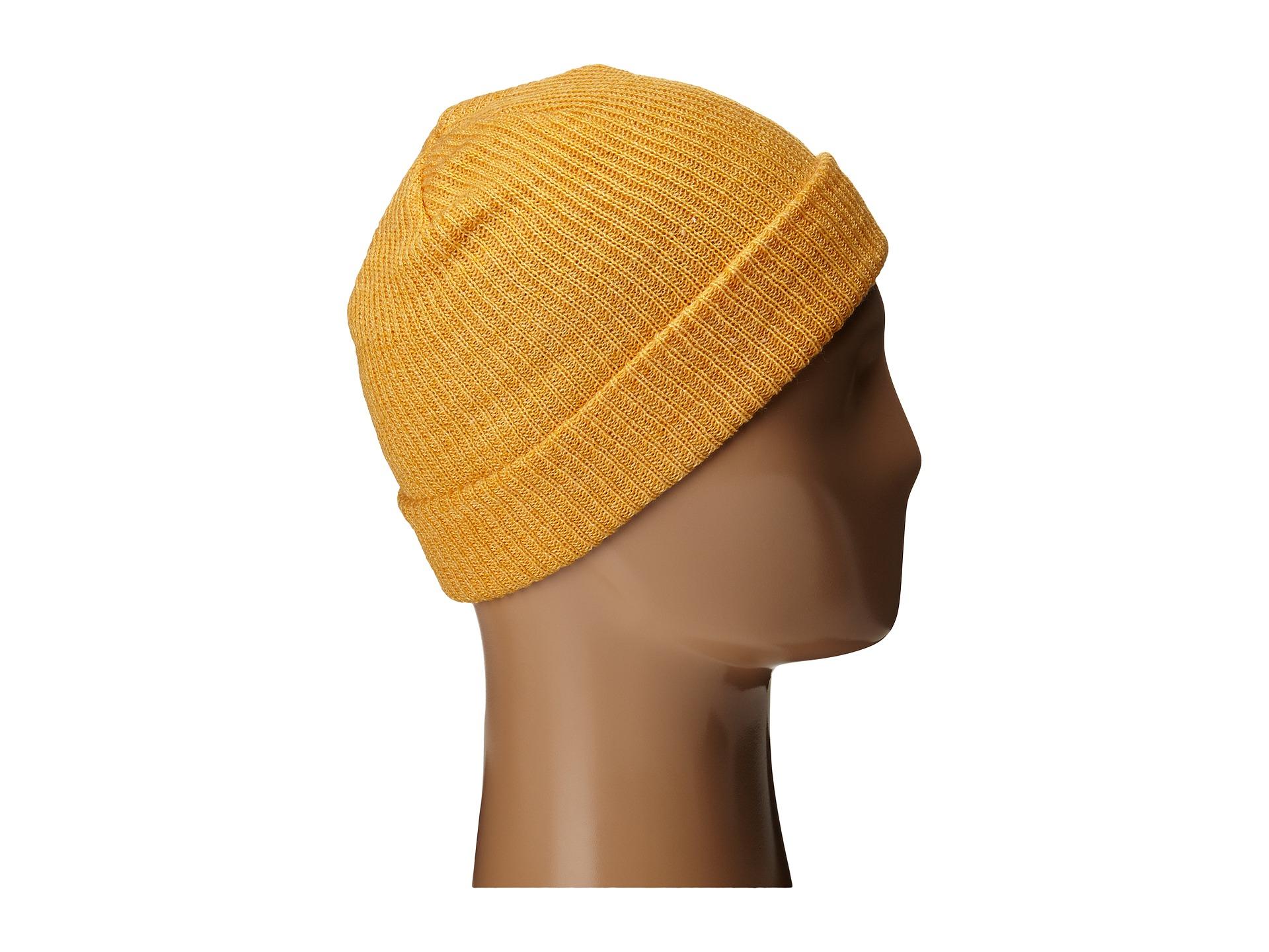 aa57762751dc Lyst - Nike Fisherman Beanie in Yellow for Men