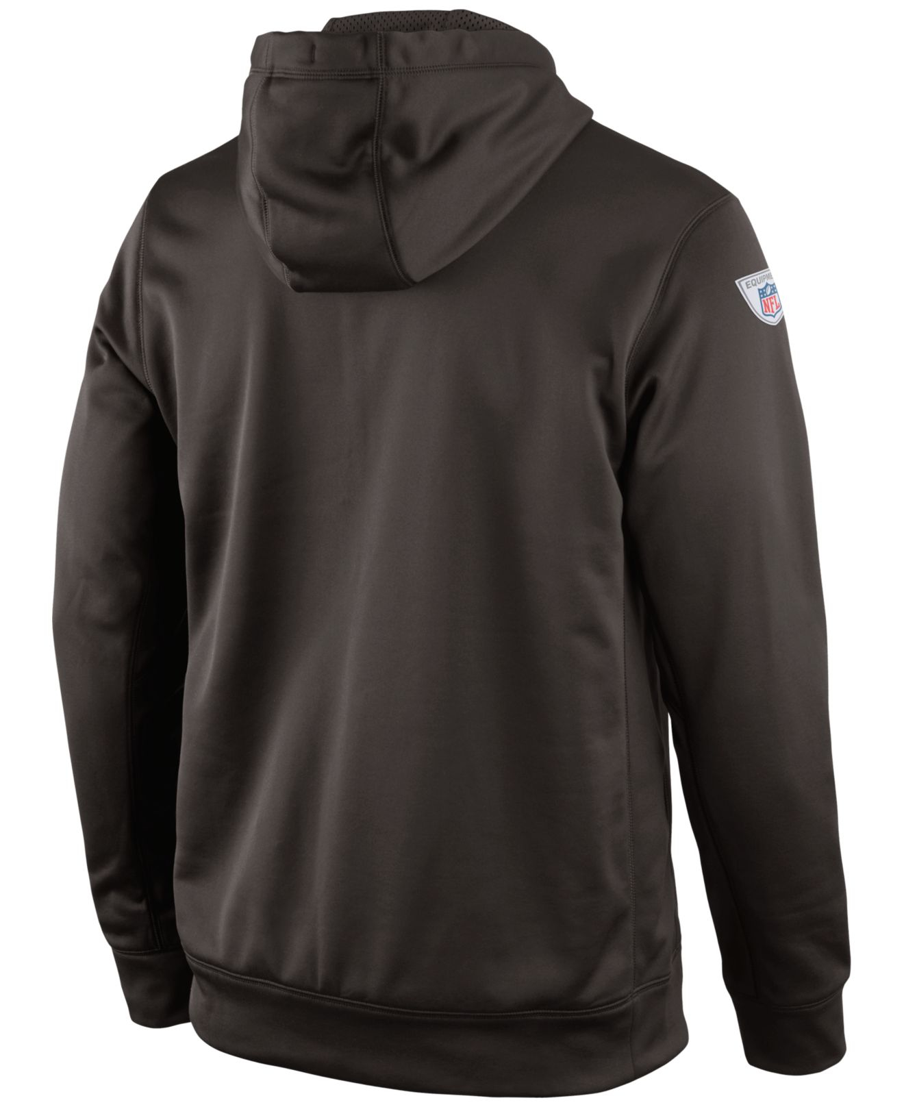 ec97d07071d4 Nike - Men s Cleveland Browns Performance Po Dri-fit Hoodie for Men - Lyst