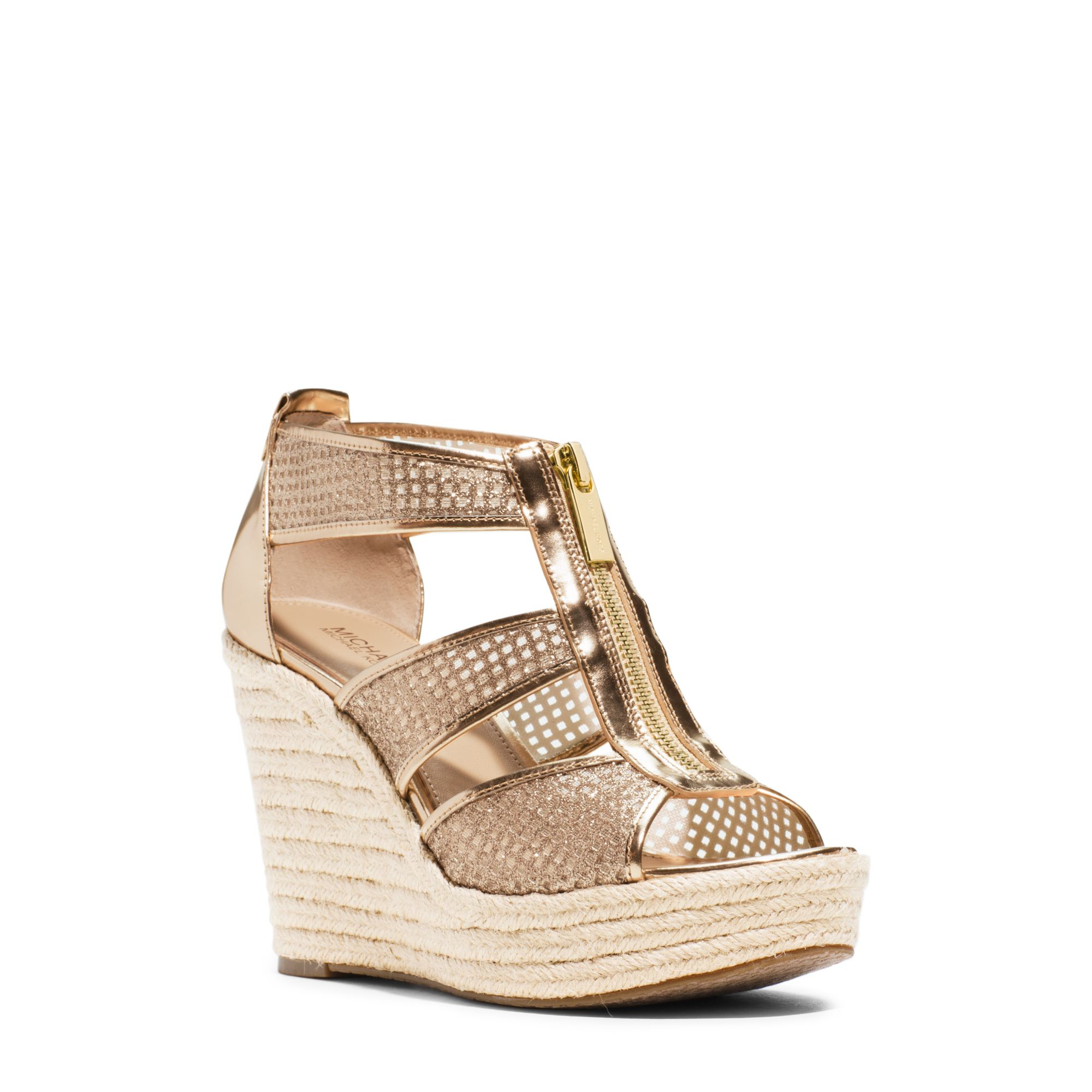 Damita Espadrille Wedge Sandals