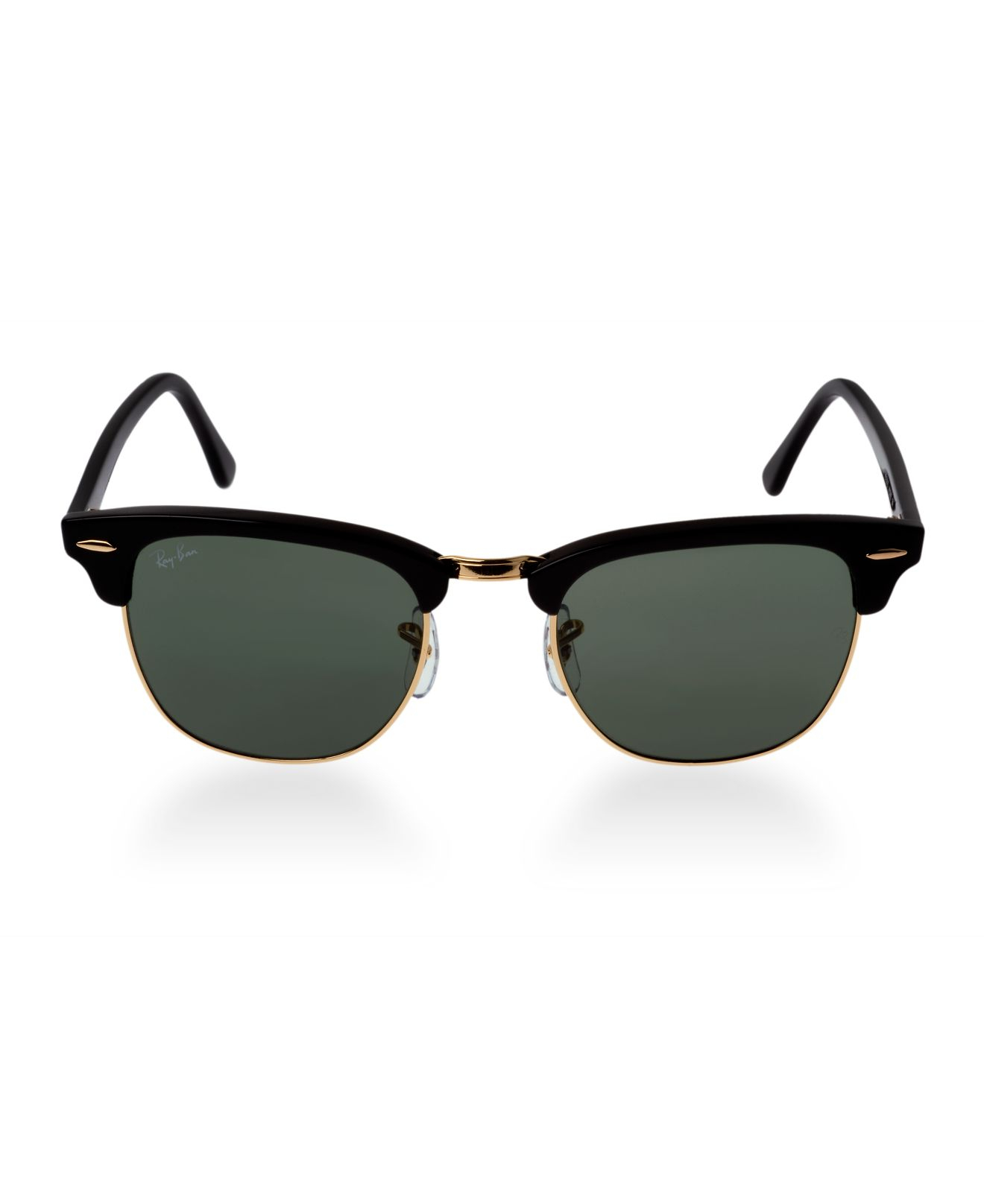 ray ban clubmaster all black