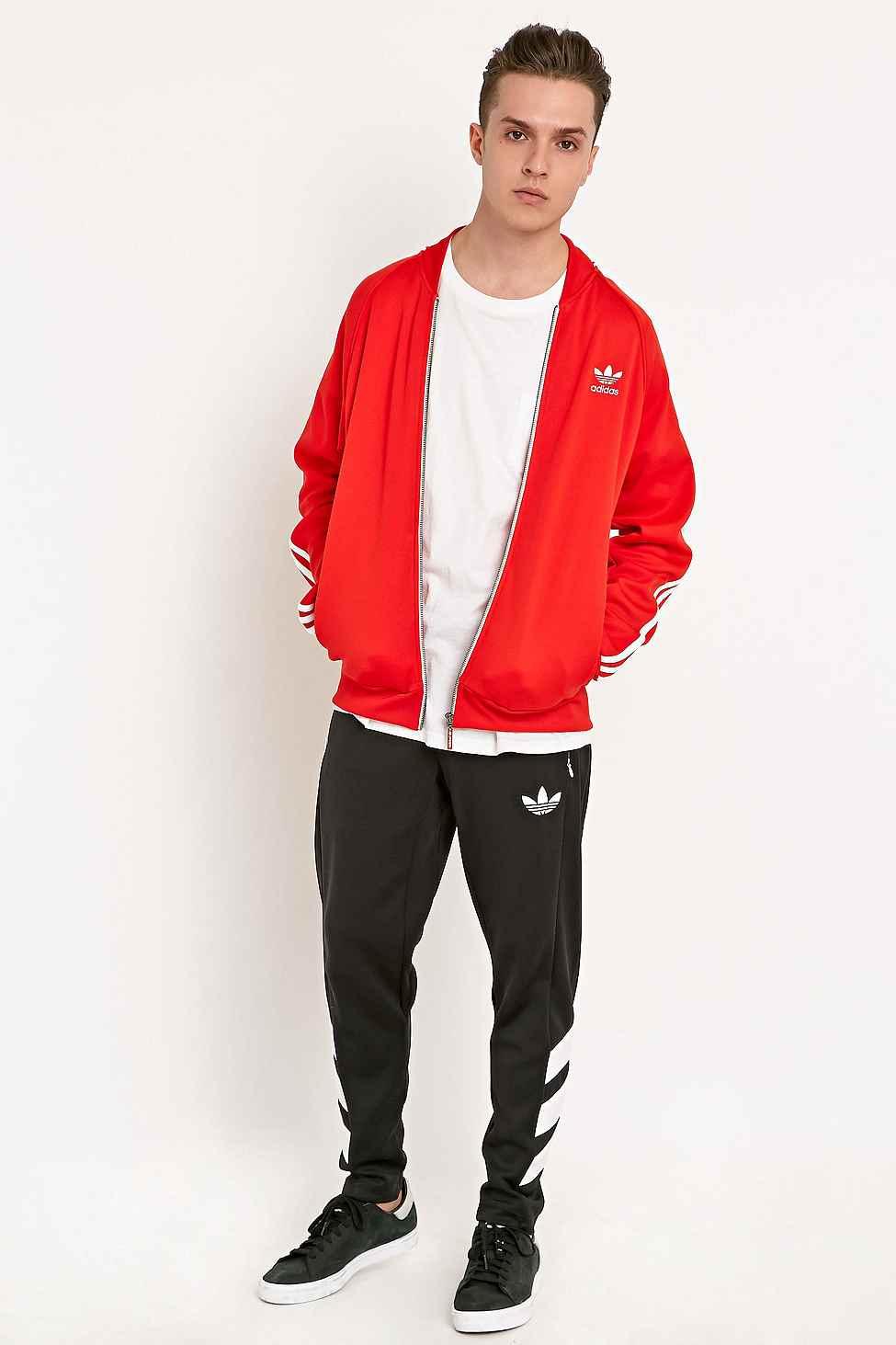 superstar red jacket