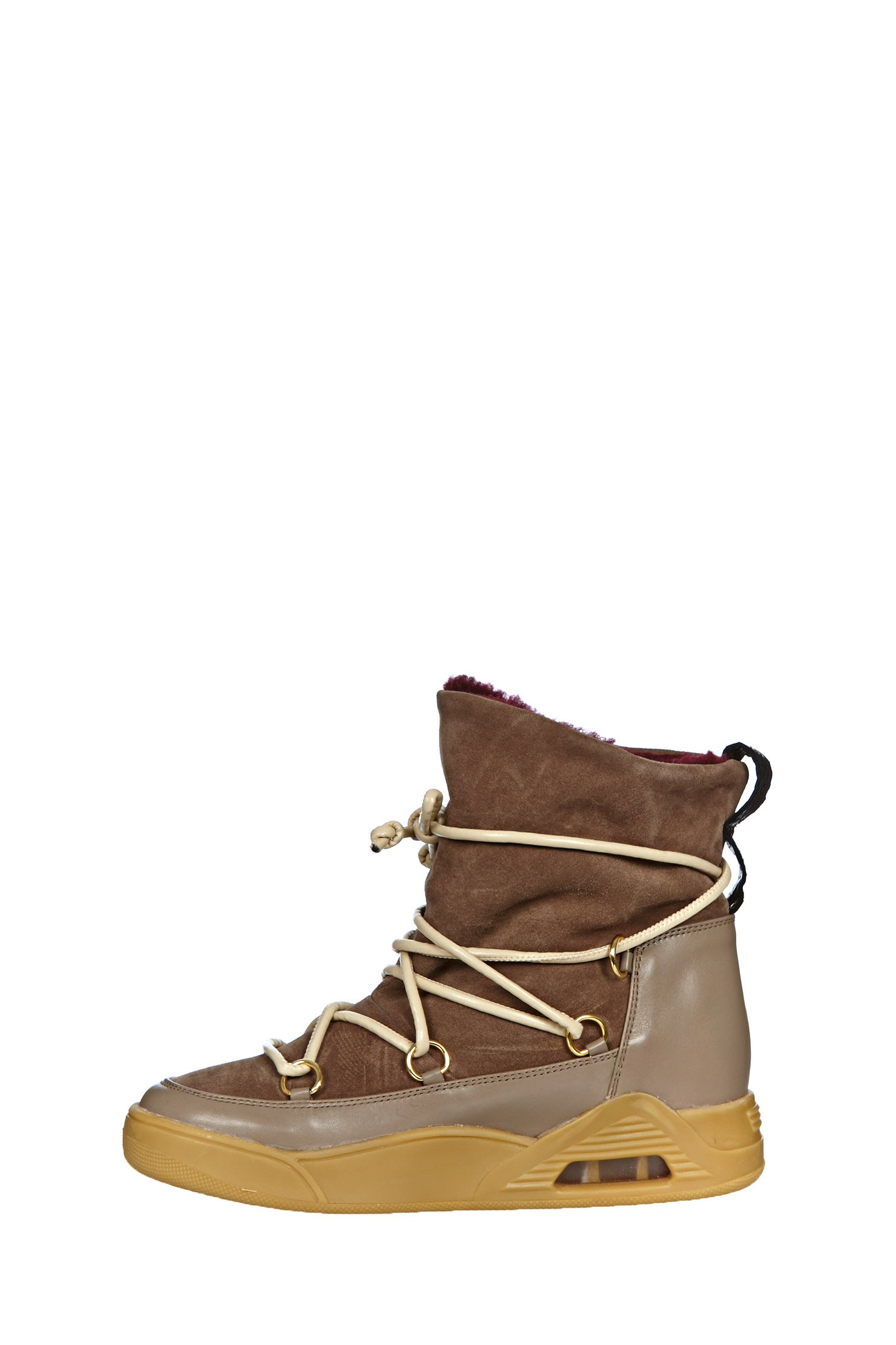 serafini boots moon in brown lyst