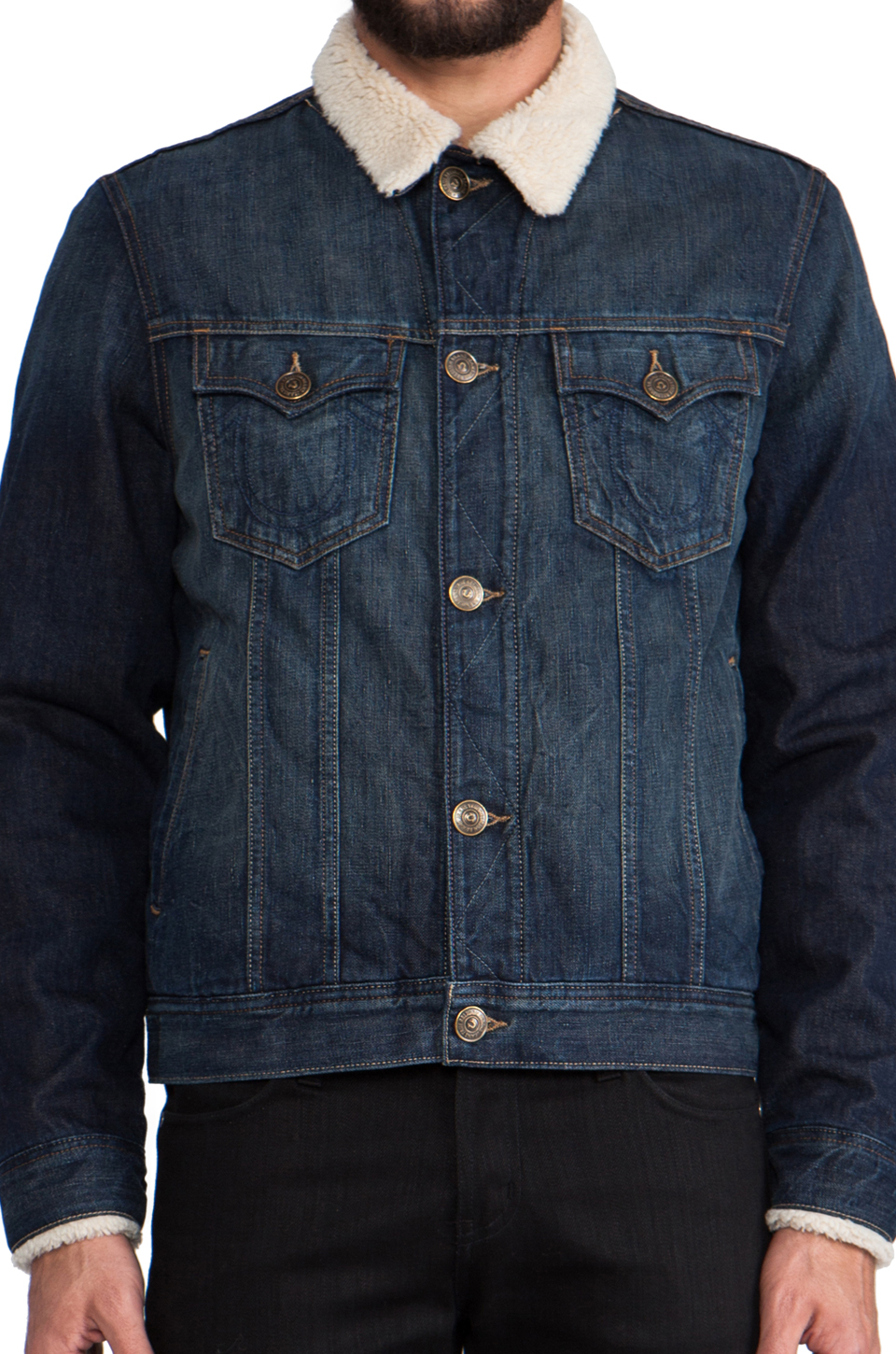 5356f5b1f08a6 Gallery. Previously sold at  REVOLVE · Men s Pinstripe Blazers Men s  Distressed Jackets ...