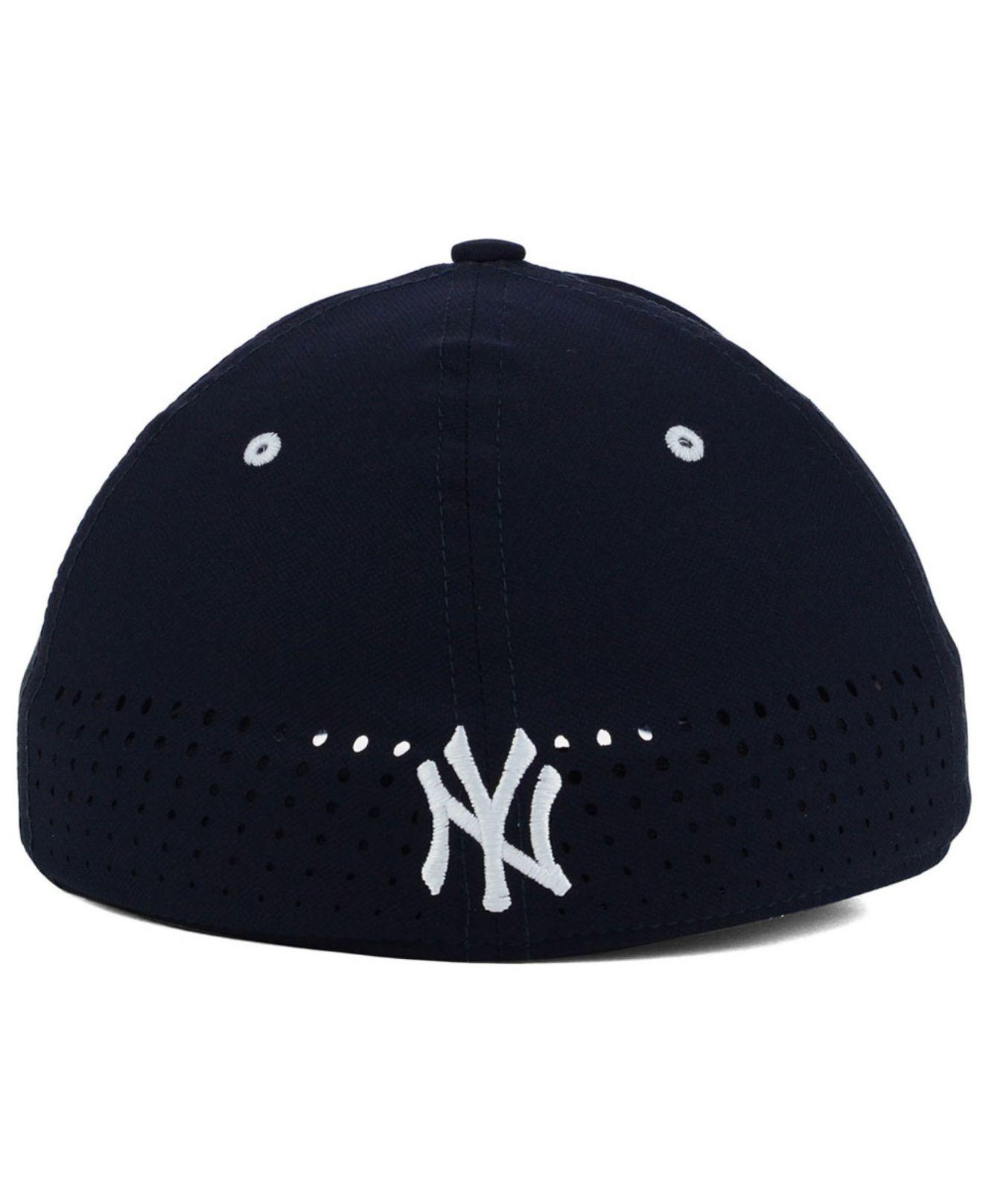 511daa2db7509e ... promo code for lyst nike new york yankees vapor swoosh flex cap in blue  for men