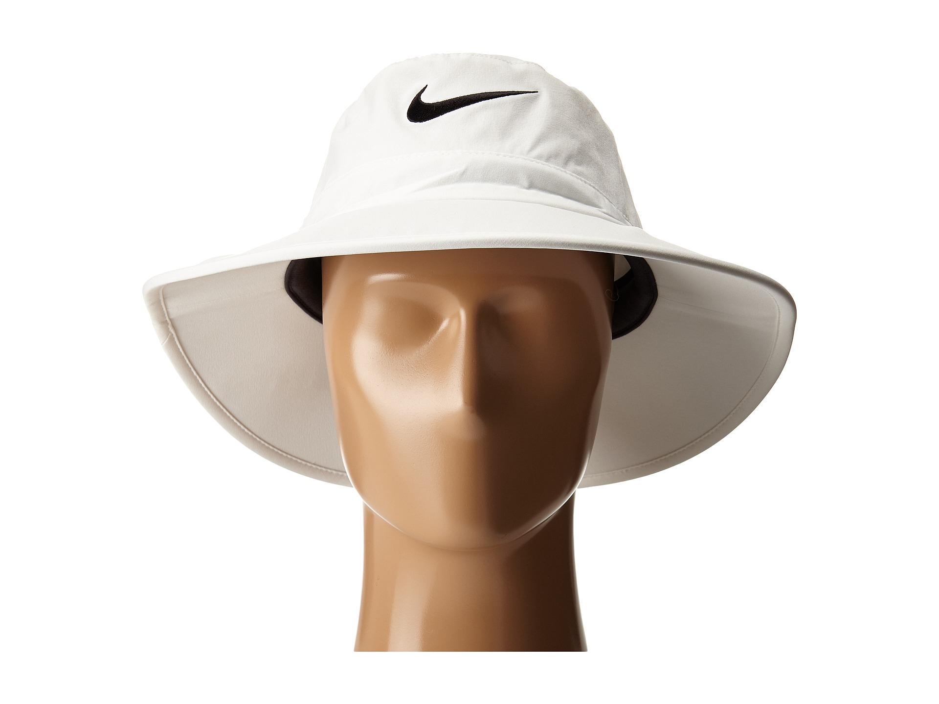 Lyst - Nike Sun Protect Bucket Cap in White for Men ef0ca8d8eaf