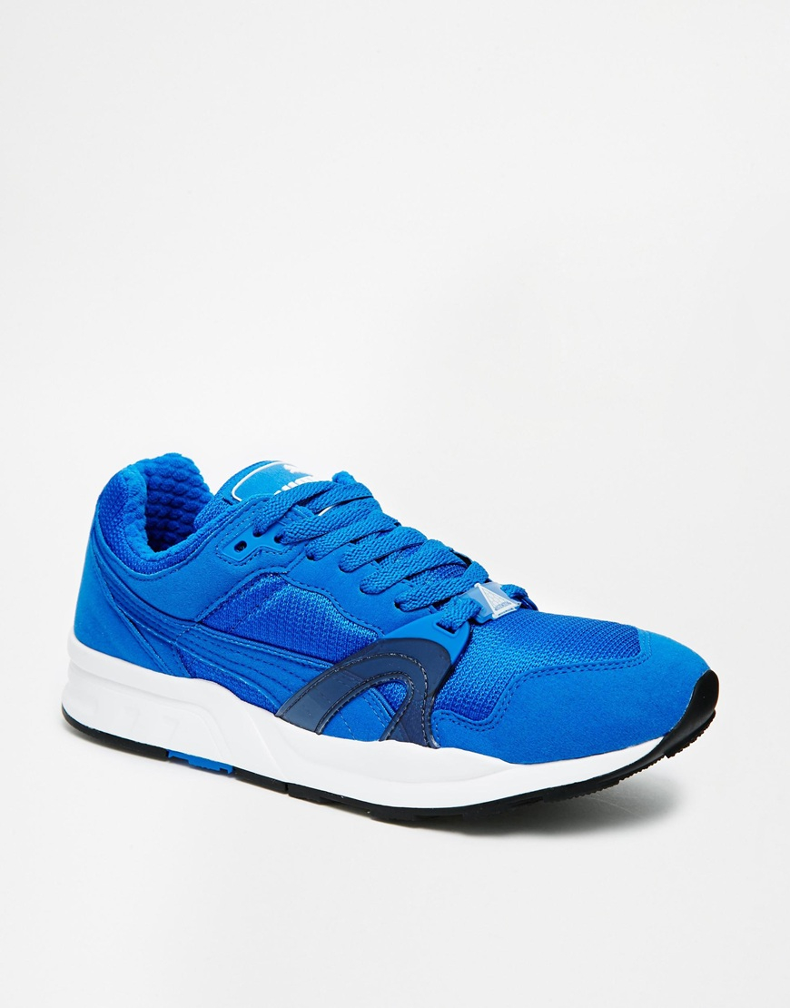 separation shoes a0a91 afc88 Lyst - PUMA Trinomic Xt1 Plus Sneakers in Blue for Men