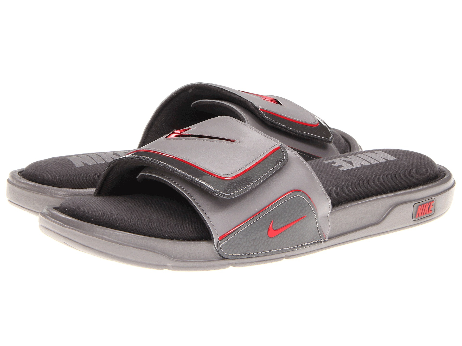 Lyst Nike Comfort Slide 2 In Gray For Men