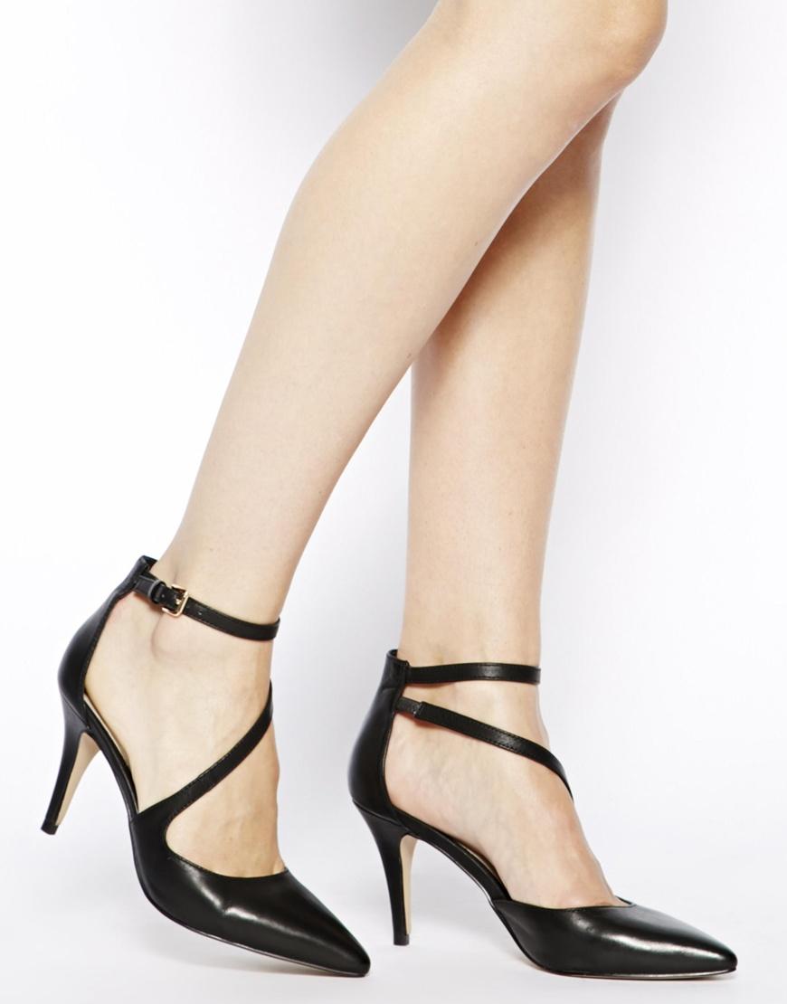Aldo Shoes Black Sandals