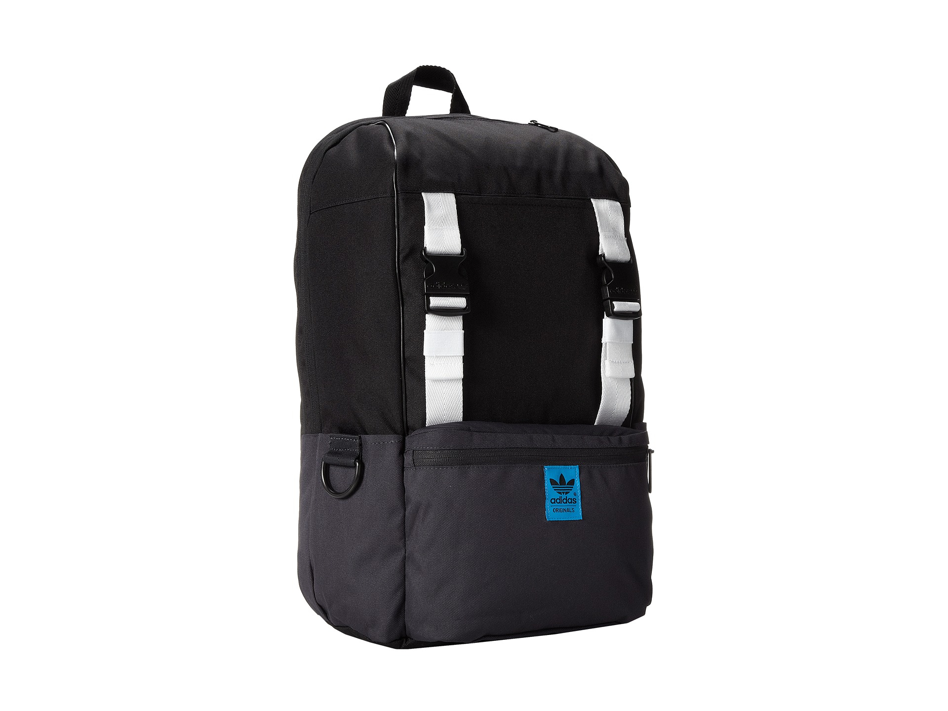 30fd2c56e501 Lyst - adidas Originals Bp Campus Backpack in Black for Men