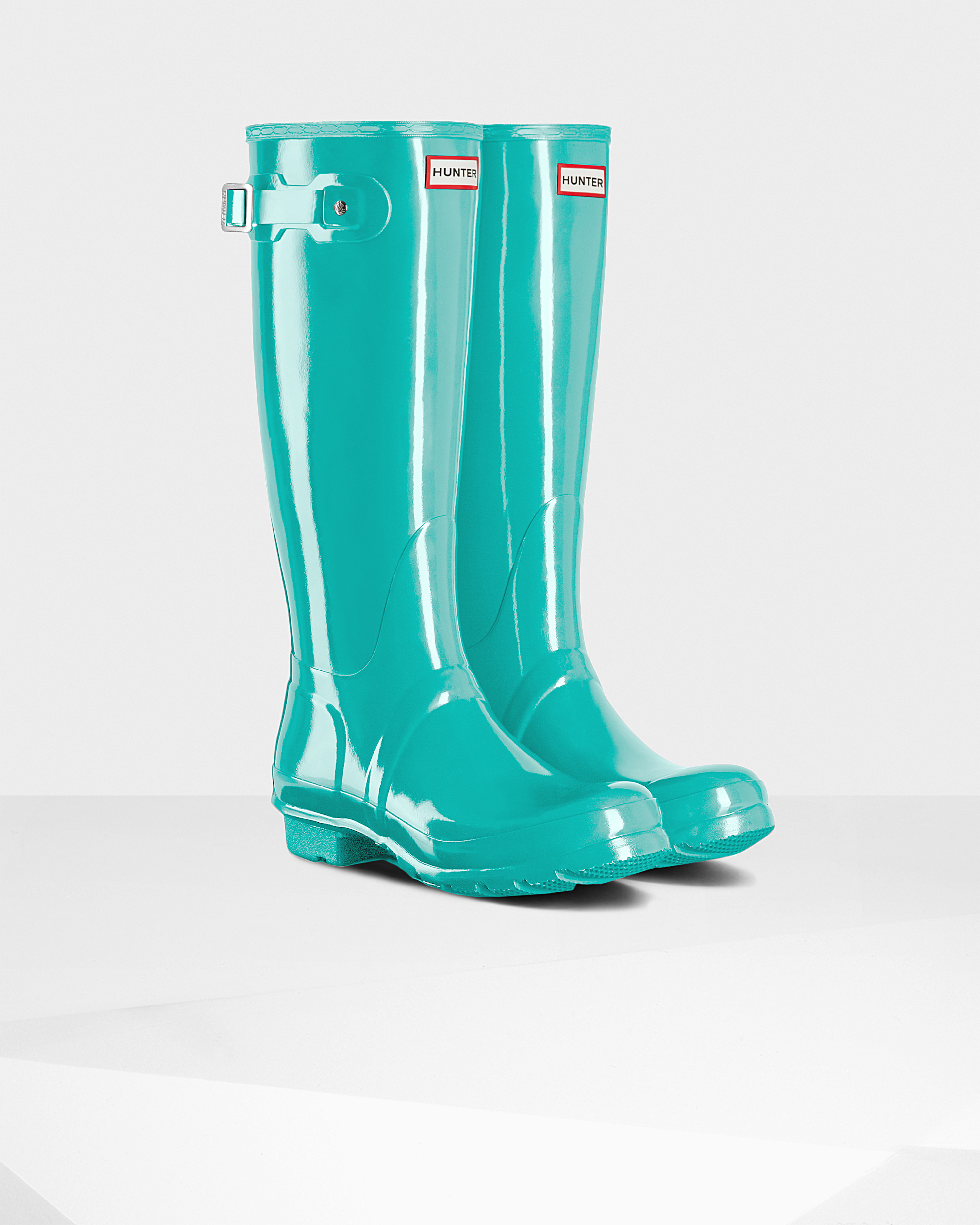 Innovative Joules Evedon Women Rubber Green Rain Boot Boots