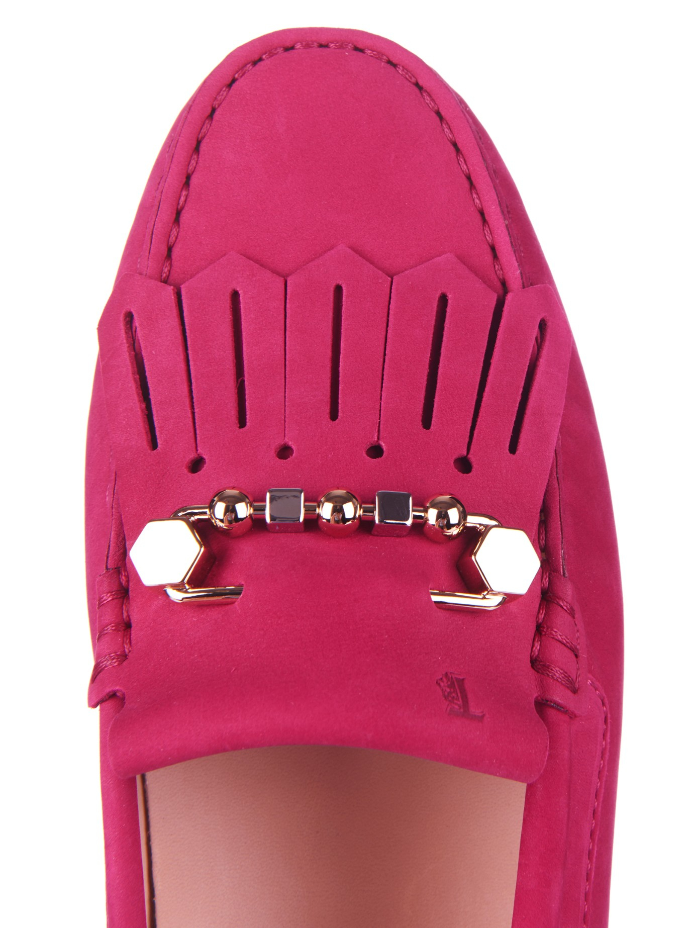 Tod's Gommino fringed loafers TJgL9QH2
