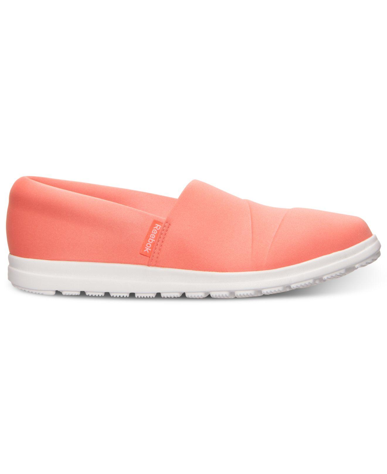 46ef5c42e17 Lyst - Reebok Women s Skyscape Harmony Walking Shoes From Finish ...