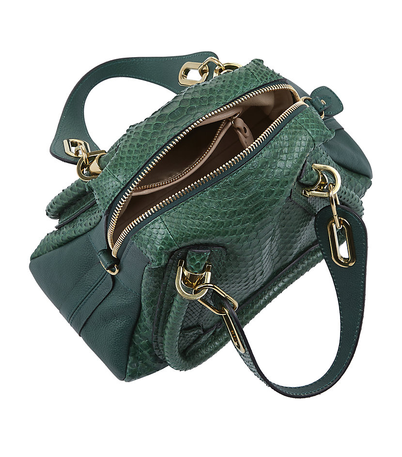 chloe medium paraty satchel