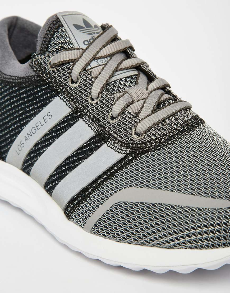 adidas los angeles gris argent