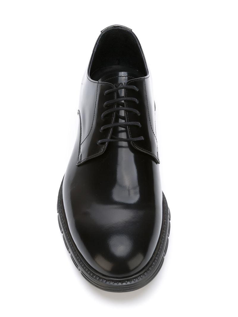 Armani Chaussure De Giorgio Lacets 5hBNYN