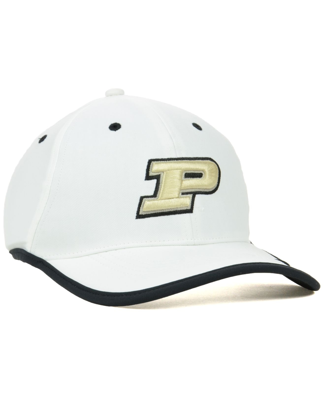 timeless design 2ab85 f605c Nike Purdue Boilermakers Ncaa Coaches Cap in White for Men - Lyst