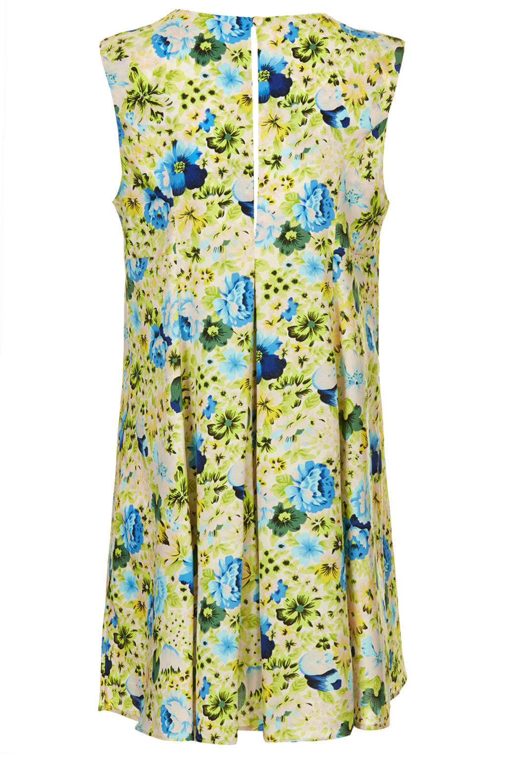Lyst topshop womens maternity floral swing dress green in green gallery womens swing dresses ombrellifo Image collections