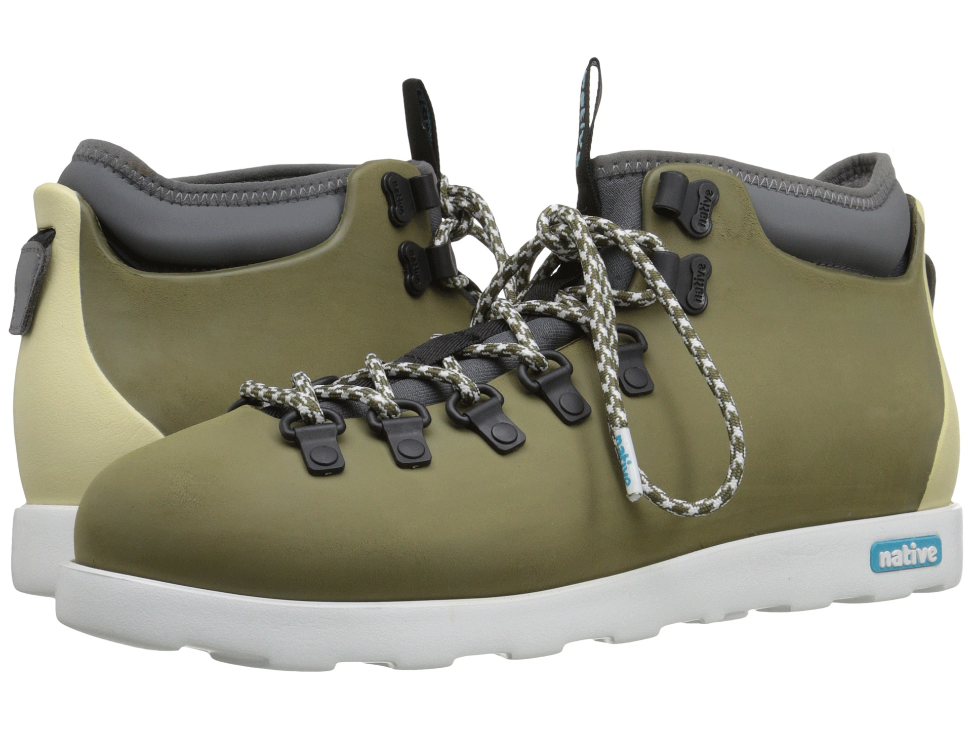 finest selection 1bcd6 00895 ... Lyst - Native Shoes Fitzsimmons in Green for Men ...