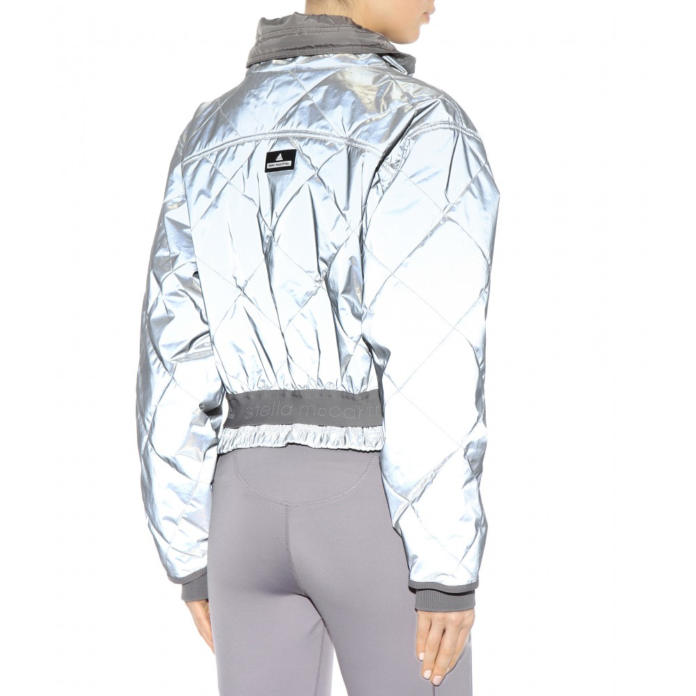 reflective adidas jacket