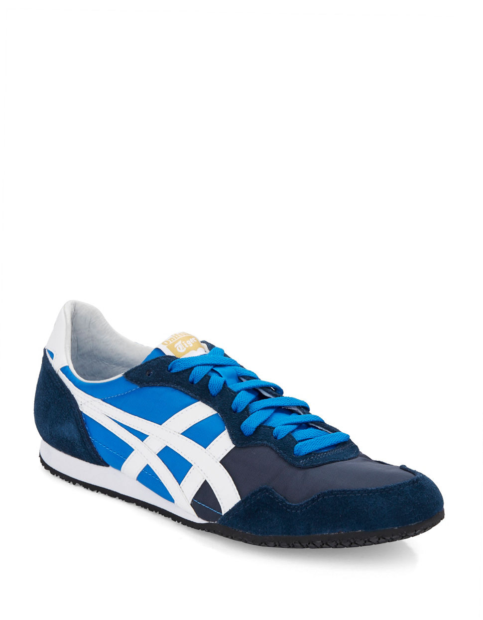 onitsuka tiger serrano blue