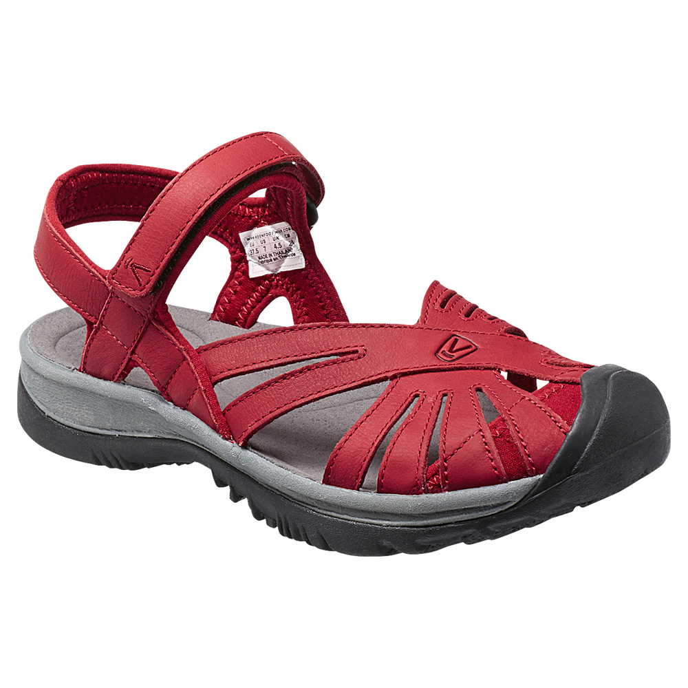 Keen Rose City Sandal In Red Lyst