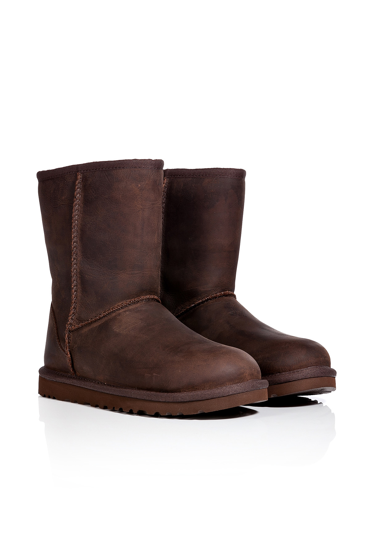 how to wear dark brown short boots