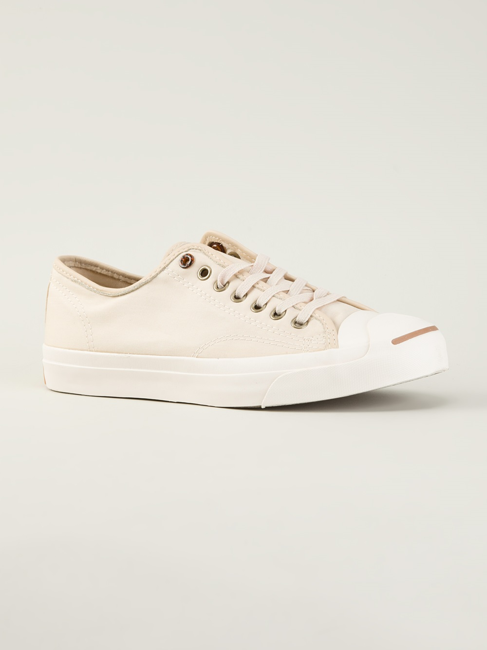 308ab26f6b72 Lyst - Converse Jack Ox Sneakers in Natural for Men