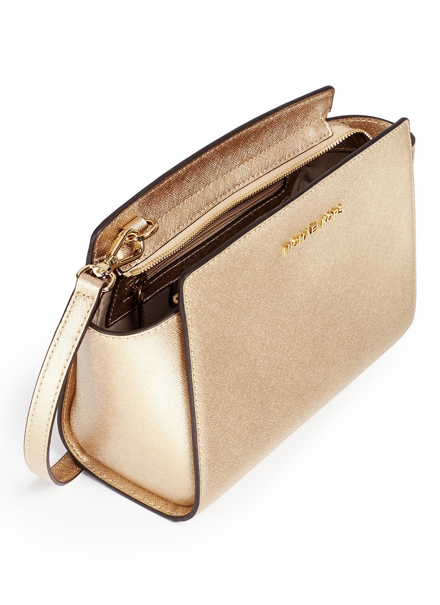 96c7b2210dd9a Gallery. Previously sold at  Lane Crawford · Women s Michael By Michael  Kors Selma ...