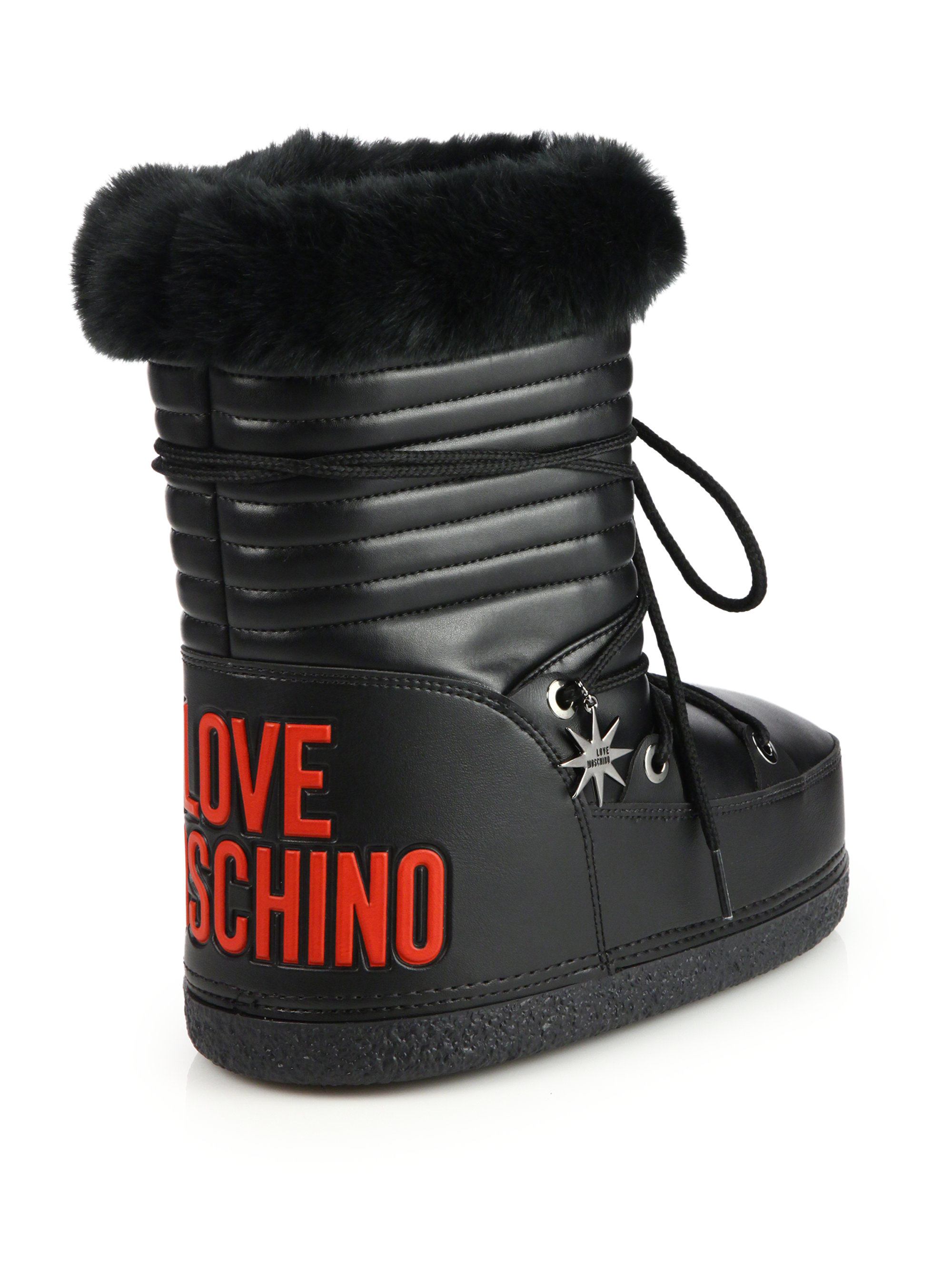 Chaussures - Bottes Amour Moschino RVe4O1