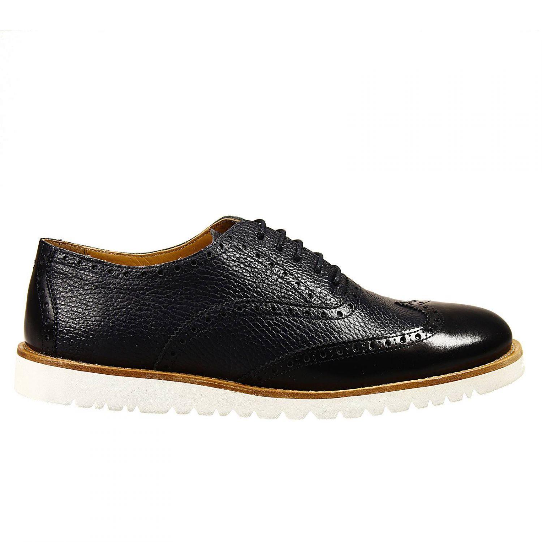 S Men Bicolor Shoes