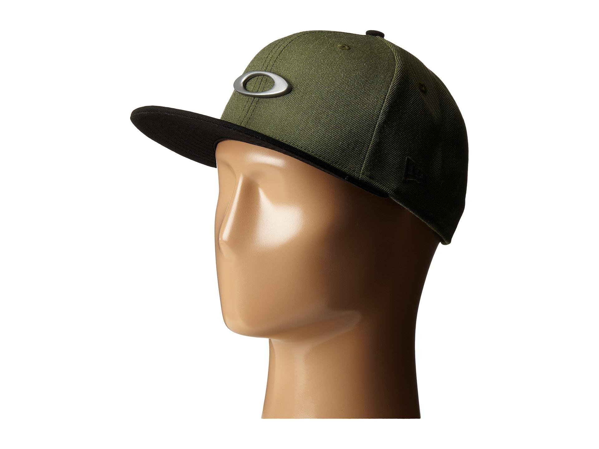 buy popular 889bb abbc8 promo code lyst oakley tincan hat in green for men a3e12 0f8b3  shop lyst  oakley o justable metal cap in green for men d3835 aaf87