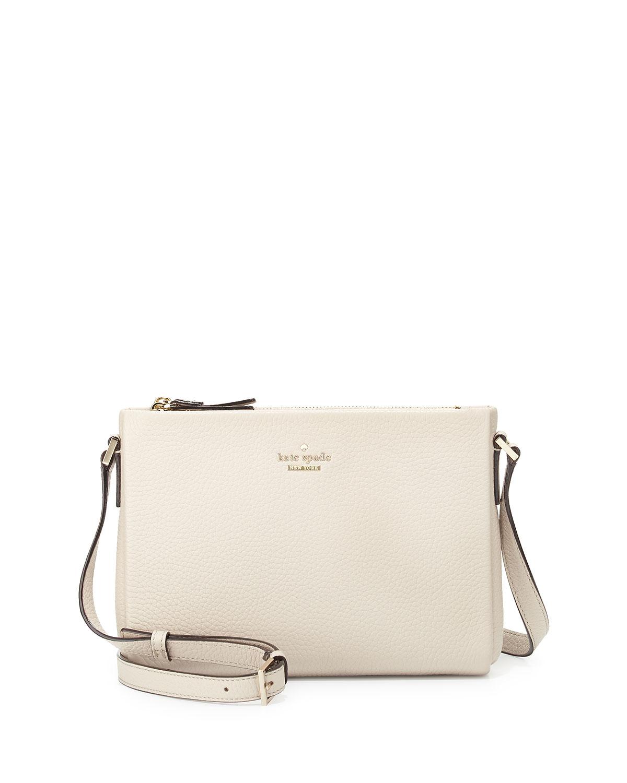 9e7569b11 Kate Spade Holden Street Lilibeth Crossbody Bag in Natural - Lyst