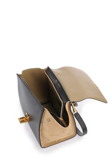 celine sac luggage bleu neuf