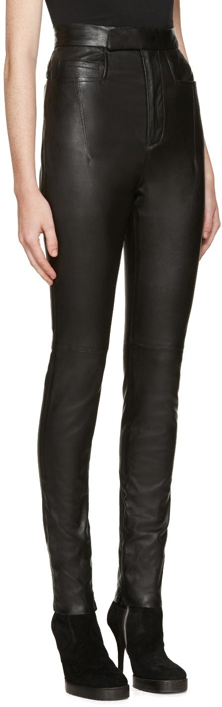 Leather trousers Haider Ackermann Online Sale Online Wide Range Of Cheap Price bM8QBMq