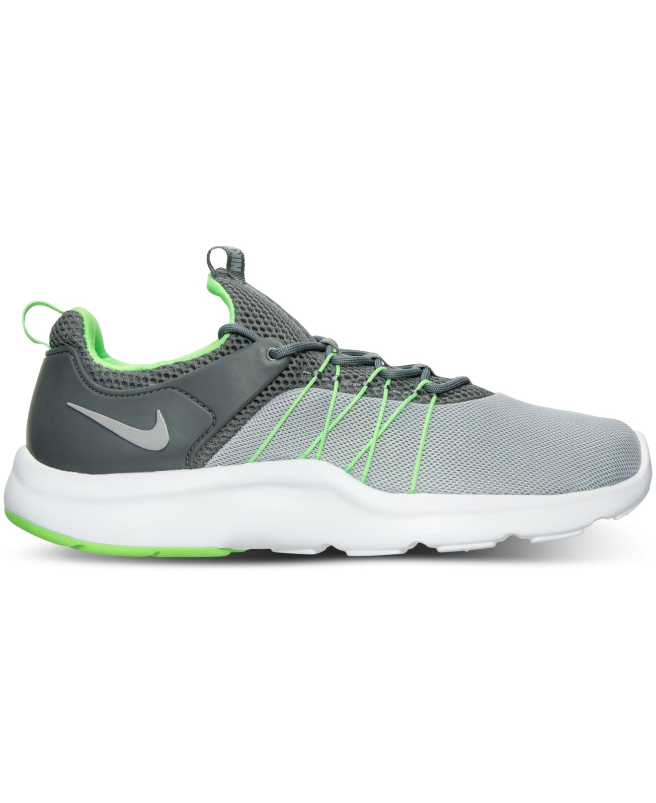new concept e256e f4b47 ... switzerland lyst nike mens darwin casual sneakers from finish line in  gray fa014 e9285