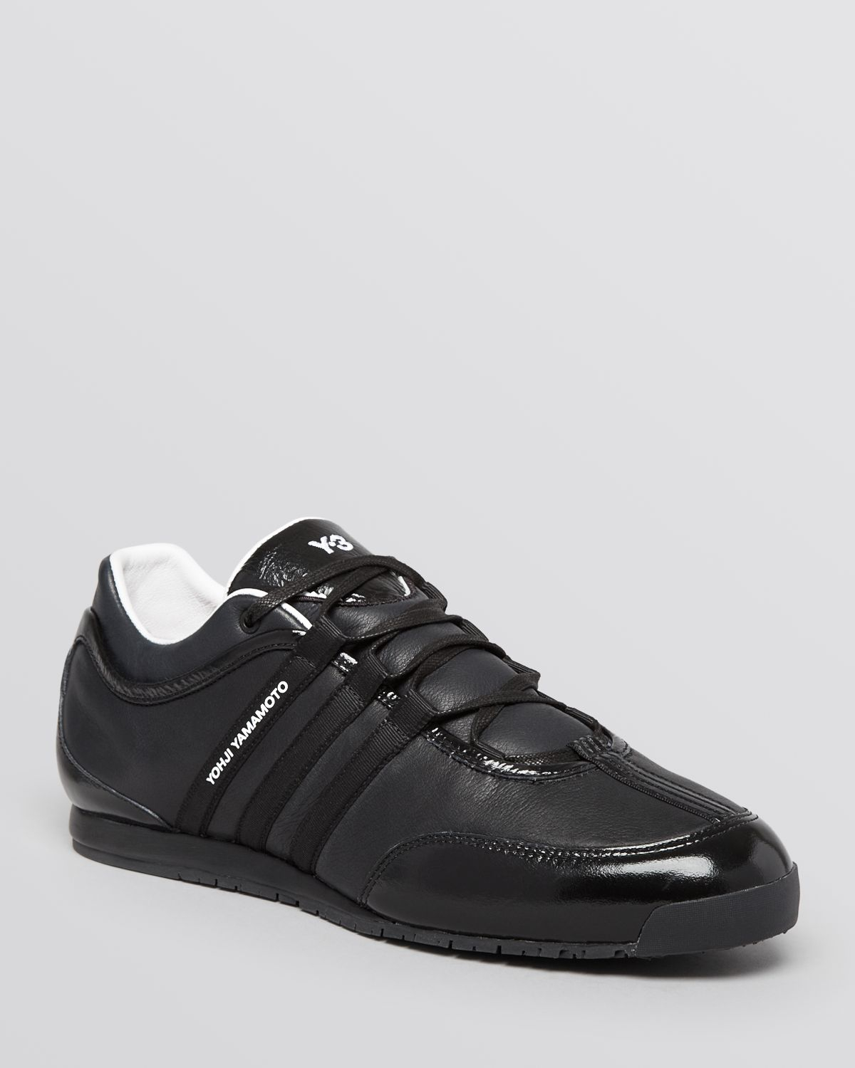 66686eb5d0cb8 Lyst - Y-3 Boxing Classic Ii Sneakers in Black for Men