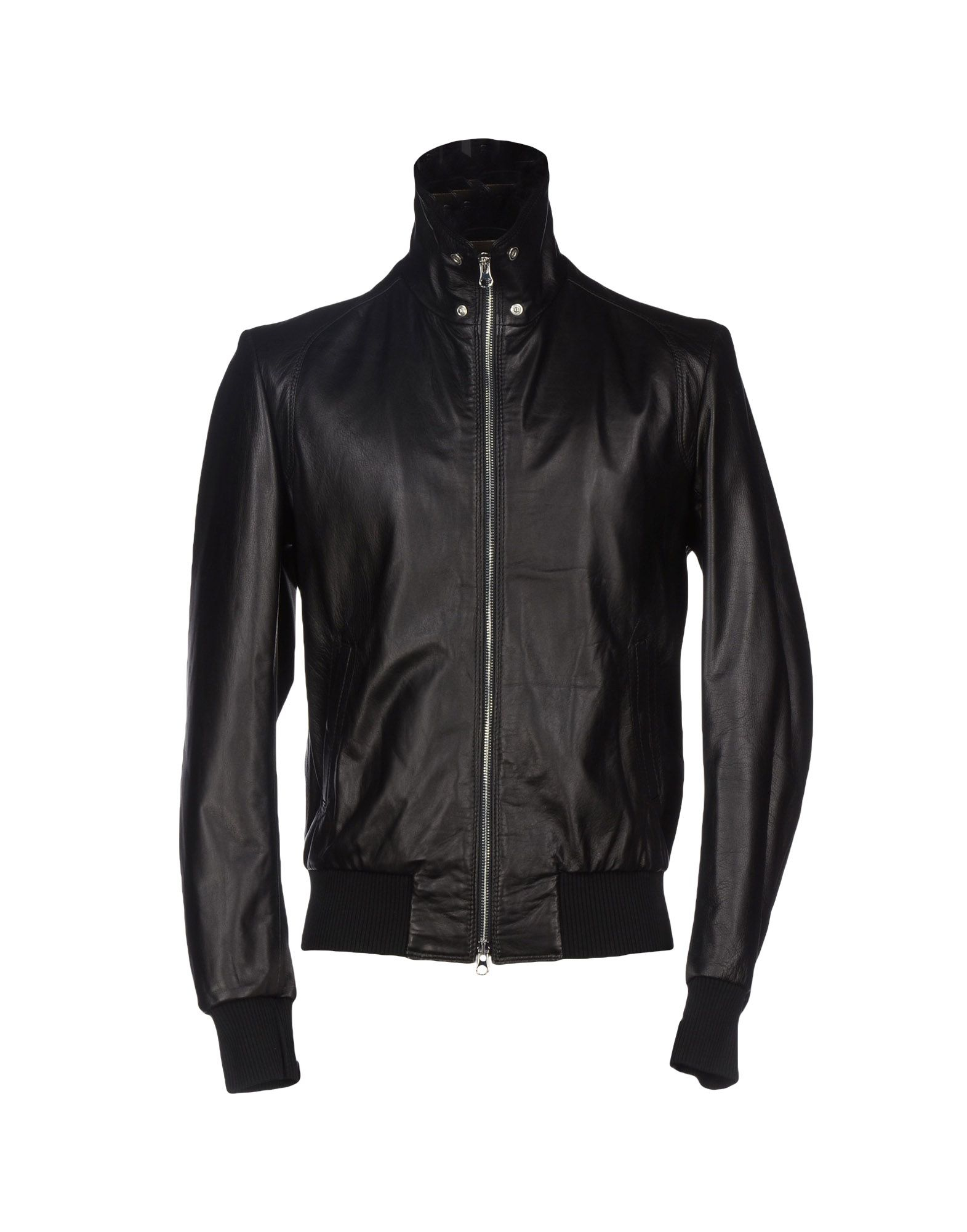 Vintage de luxe Jacket in Black for Men