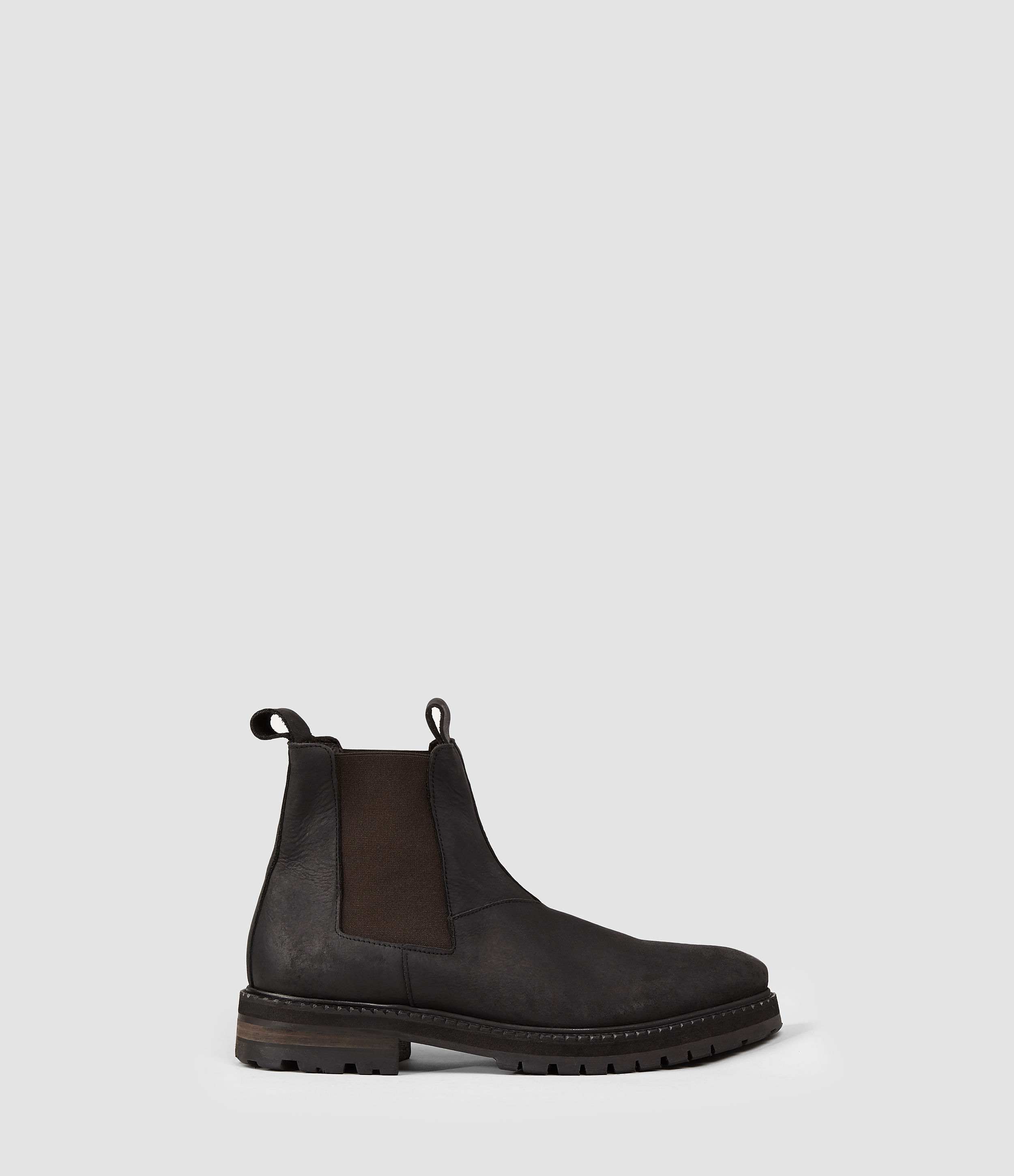 Allsaints Noble Boot in Black for Men