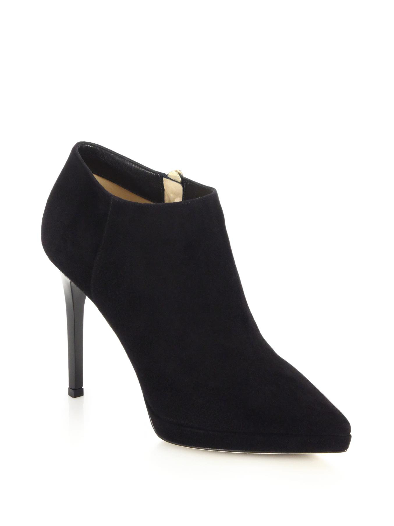 Jimmy Choo Helaine 100 suede ankle boots low cost online from china free shipping rUNI1k
