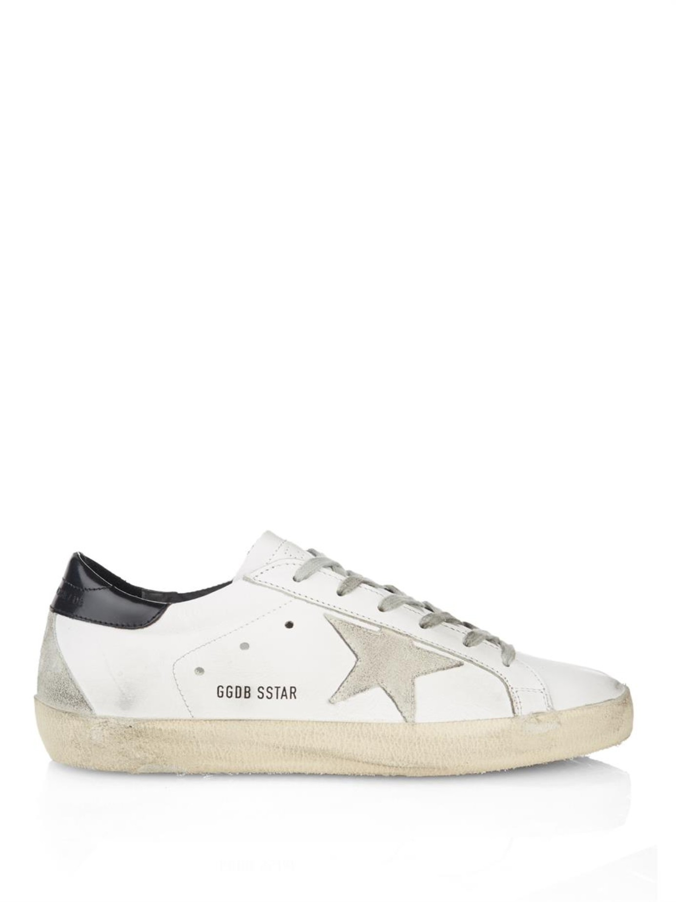 Superstar Leather Sneakers - White Golden Goose iXLtB