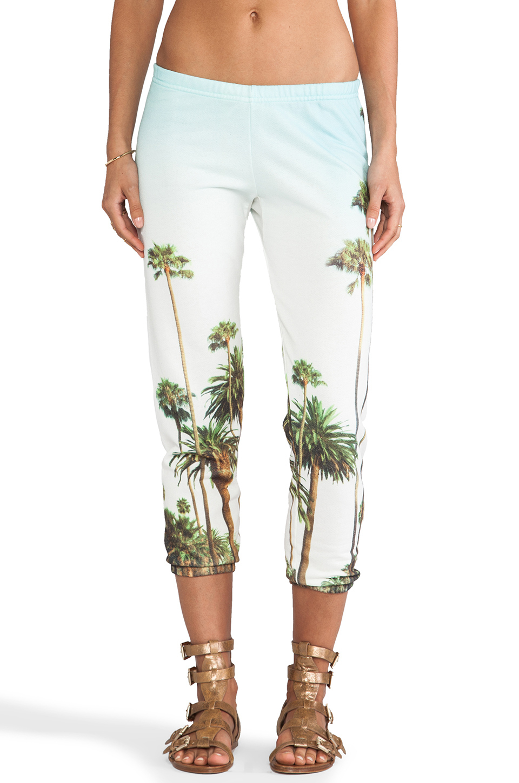 All Things Kardashian: All Things Fabulous La Palm Tress Sweats In Blue