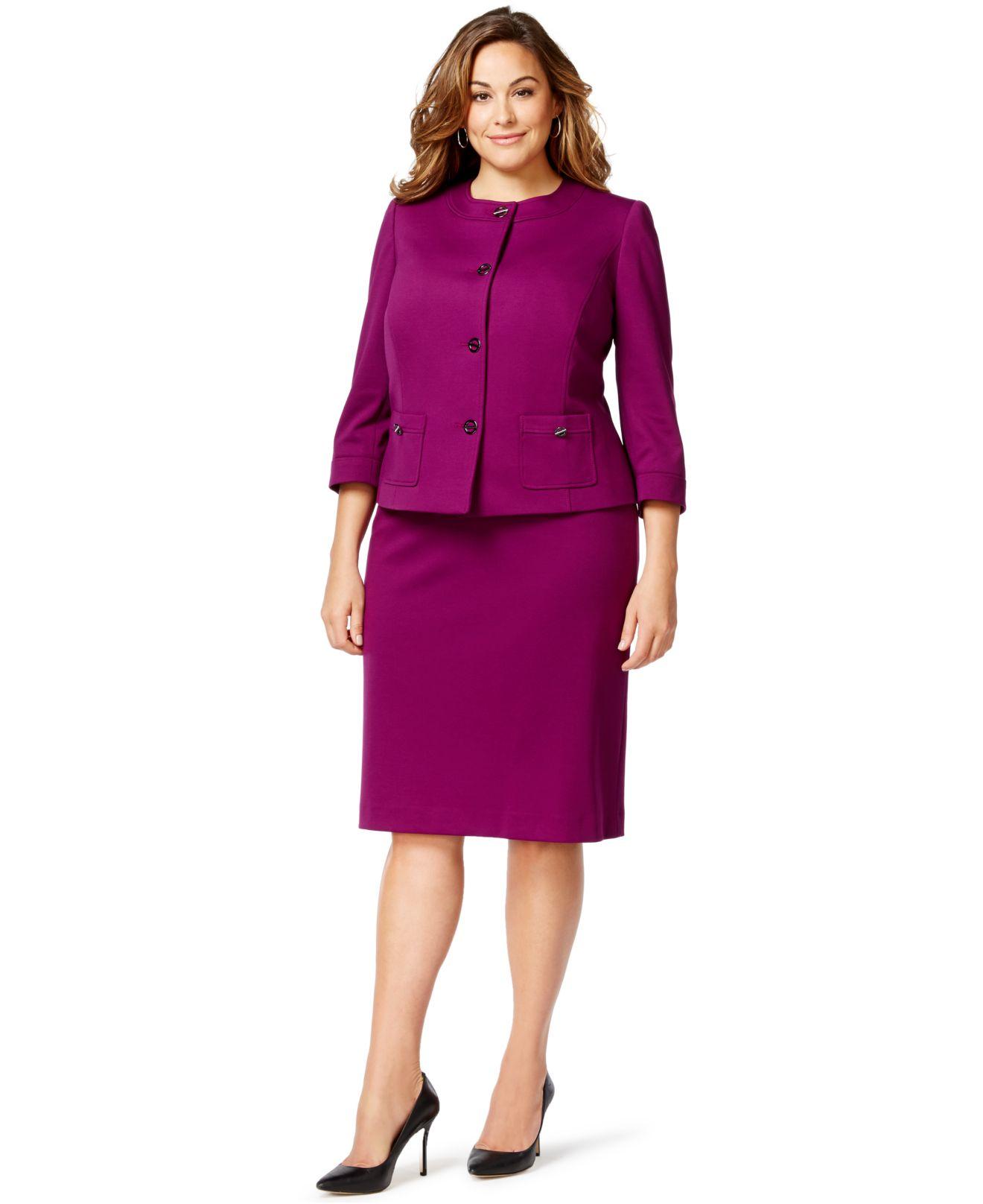 Ladies Dress Suits Plus Size - raveitsafe